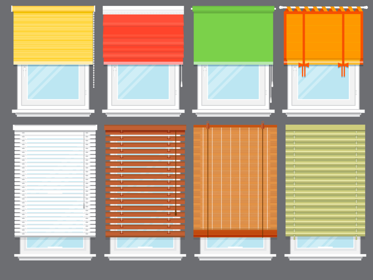 blinds vs shades